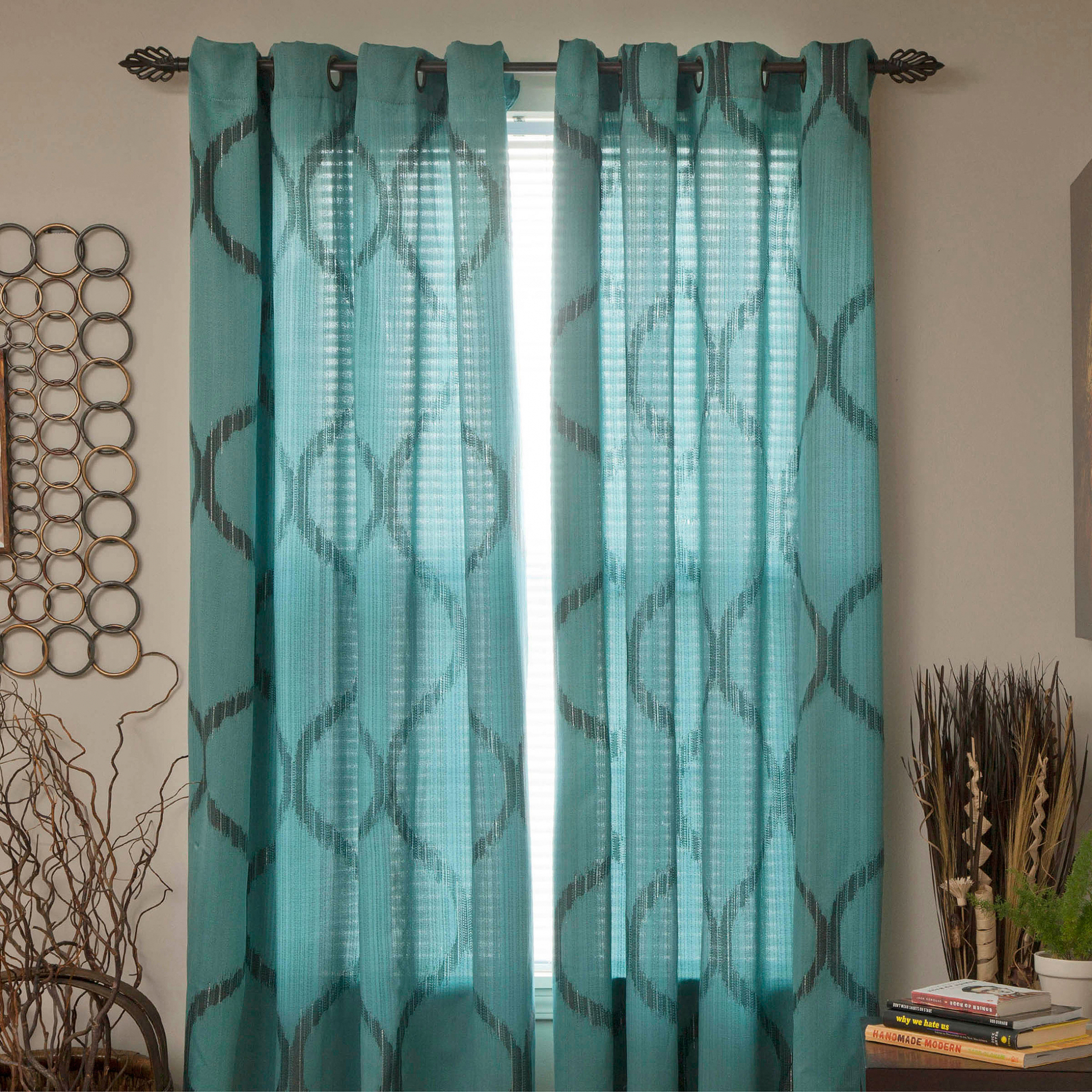 Amazing Living Room Curtains At Walmart | Home Design Gallery Ideas regarding Walmart Living Room Curtains