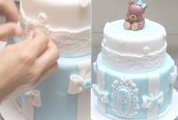 Amazing Lovely Decoration How To Make Baby Shower Cakes – Baby Shower Ideas with Fresh How To Make A Baby Shower Cake