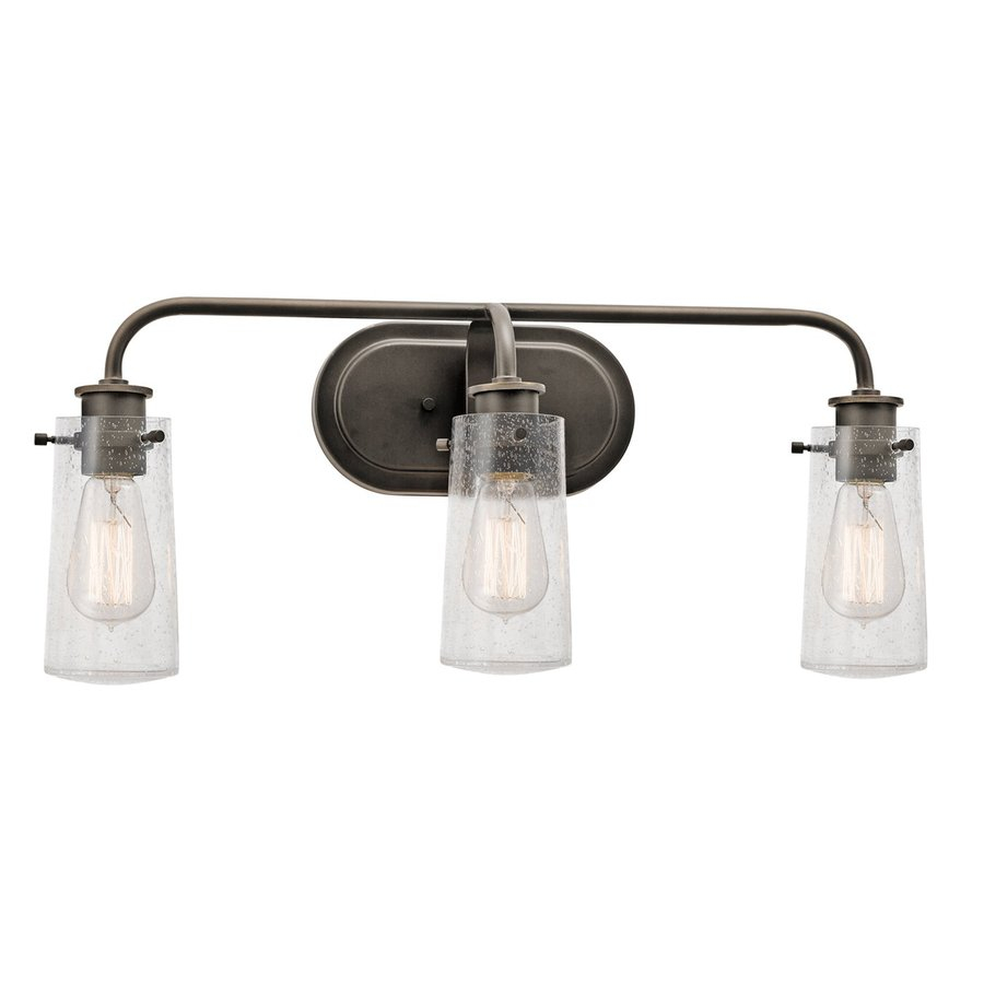 Amazing Lowes Bathroom Lighting Fixtures regarding New Black Bathroom Vanity Light