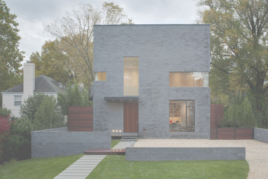 Amazing Luxurious, Contemporary Cinder Block Home: Hampden Lane | Truth Is with Elegant Cinder Block House Plans Home
