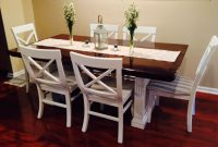 Amazing Luxury How To Refinish A Dining Room Table inside How To Refinish A Dining Room Table