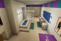 Amazing Minecraft Bathroom Ideas For Room Small In Conjuntion With Minecraft pertaining to Review Minecraft Bathroom Ideas
