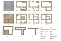 Amazing Minecraft Floorplan Small Farmhousecoltcoyote On Deviantart throughout Minecraft House Design Plans