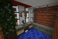 Amazing Minecraft Toilet Ideas Minecraft Bathroom Ideas 28 Images 14 throughout Review Minecraft Bathroom Ideas