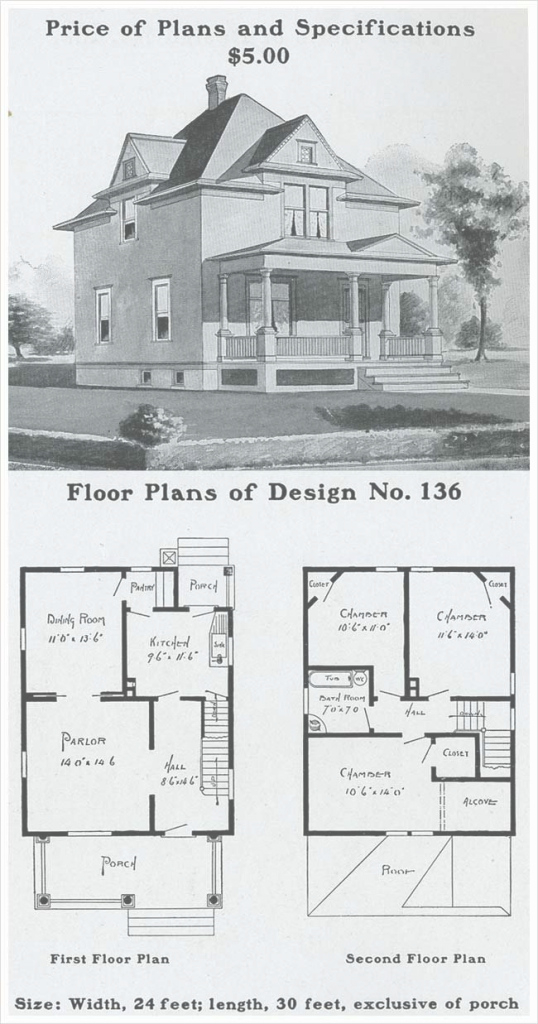 Amazing Modern American Foursquare House Plans Best Images On Pinterest with American Foursquare Floor Plans Images
