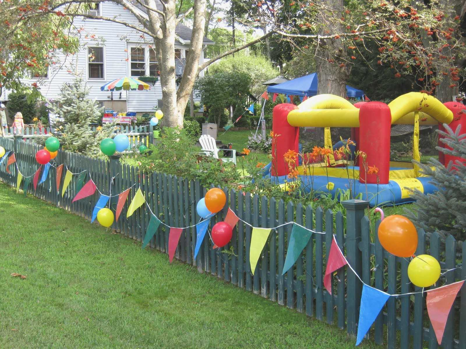 Amazing Modern Backyard Carnival Party Ideas Ideas - Beautiful Garden for Backyard Carnival