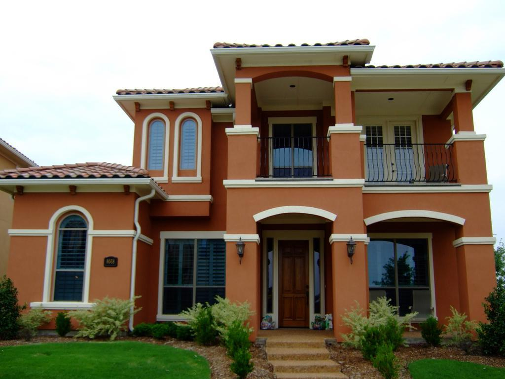 Amazing Modern Brown Best House Paint Colors Exterior That Can Be Decor With with Beautiful Modern House Paint