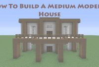 Amazing Modern Charm Front | The Sims 4 Houses Pinterest And Cc Medium House intended for Medium Modern House Minecraft Image