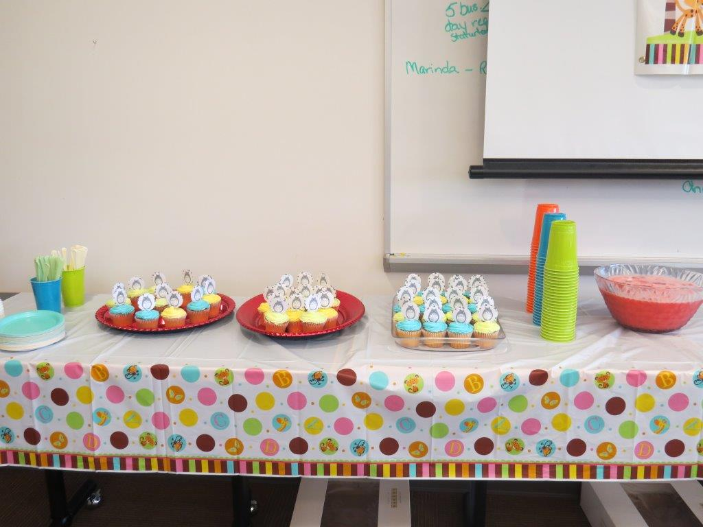 Amazing My Work Family Throws Us A Baby Shower - Adventures In Motherland in Work Baby Shower
