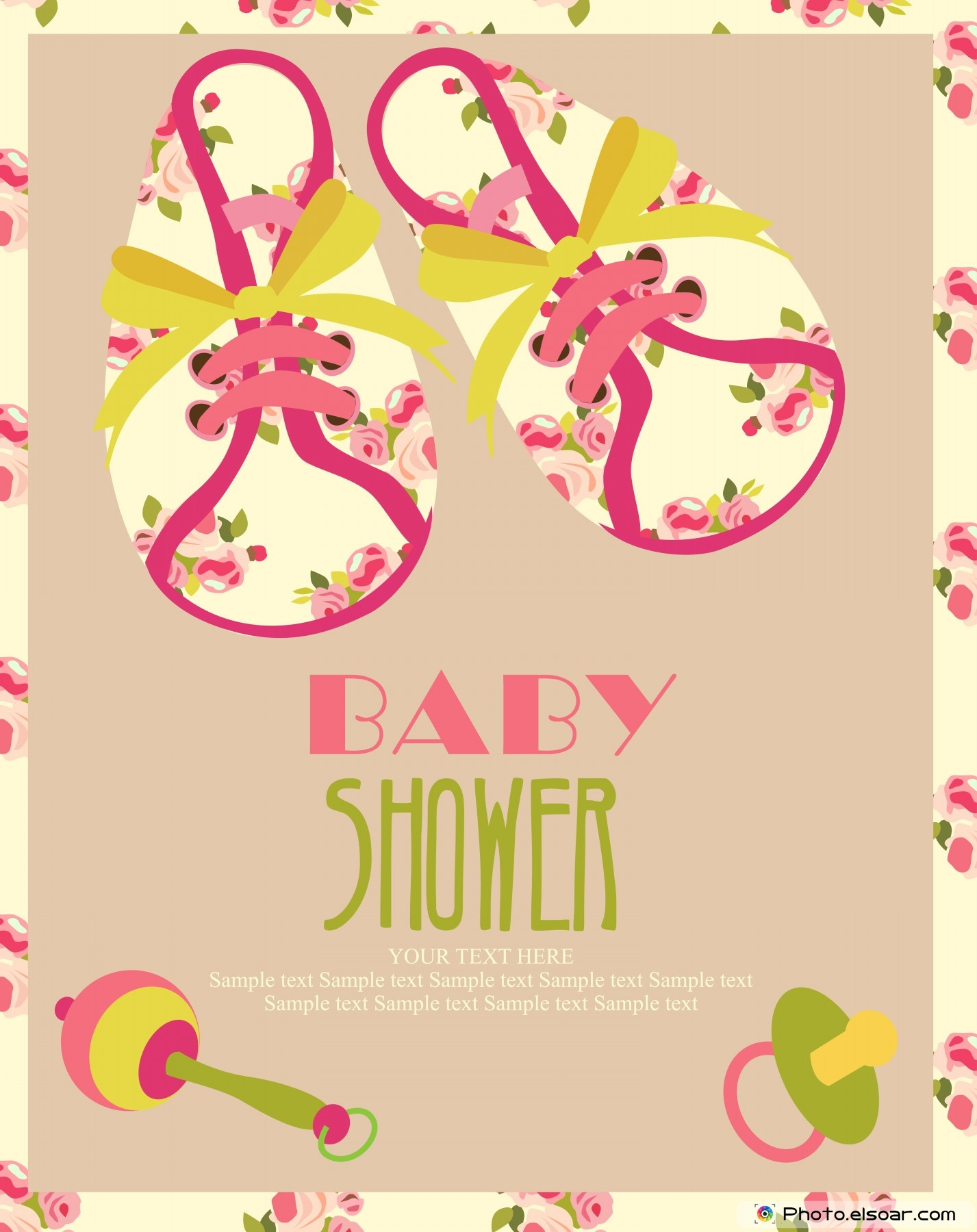 Amazing New Printable Baby Shower Cards | Sarah-Paulson with Printable Baby Shower Cards