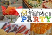 Amazing Olympics Party Ideas | Kid-Friendly Olympics Projects | Olympics Food pertaining to Fresh Olympic Themed Decorations
