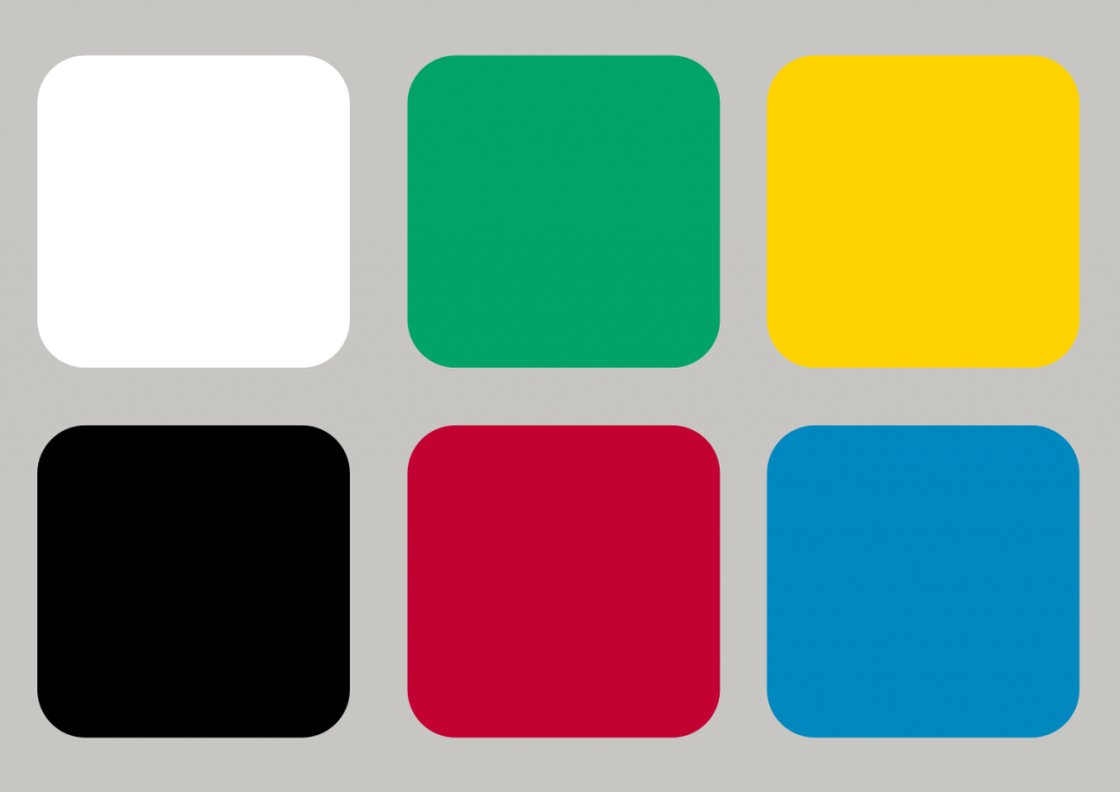 Amazing Opponent Process - Wikipedia with New Complementary Colors List