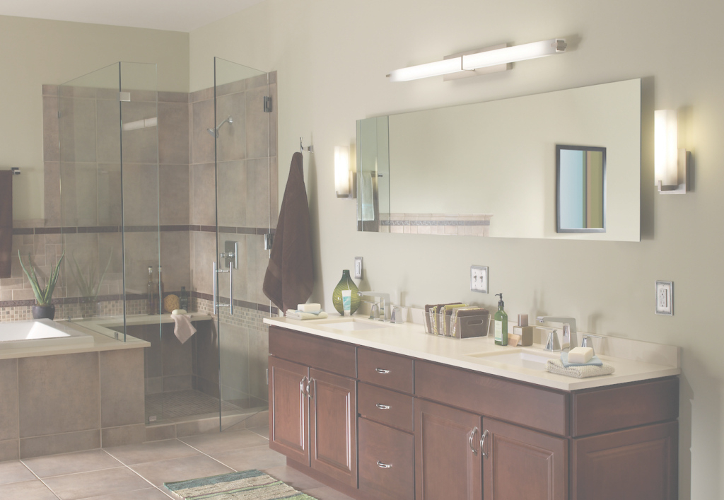 Amazing Picking The Right Bathroom Vanity Lighting - Safe Home Inspiration with regard to Set Bathroom Vanity Lighting