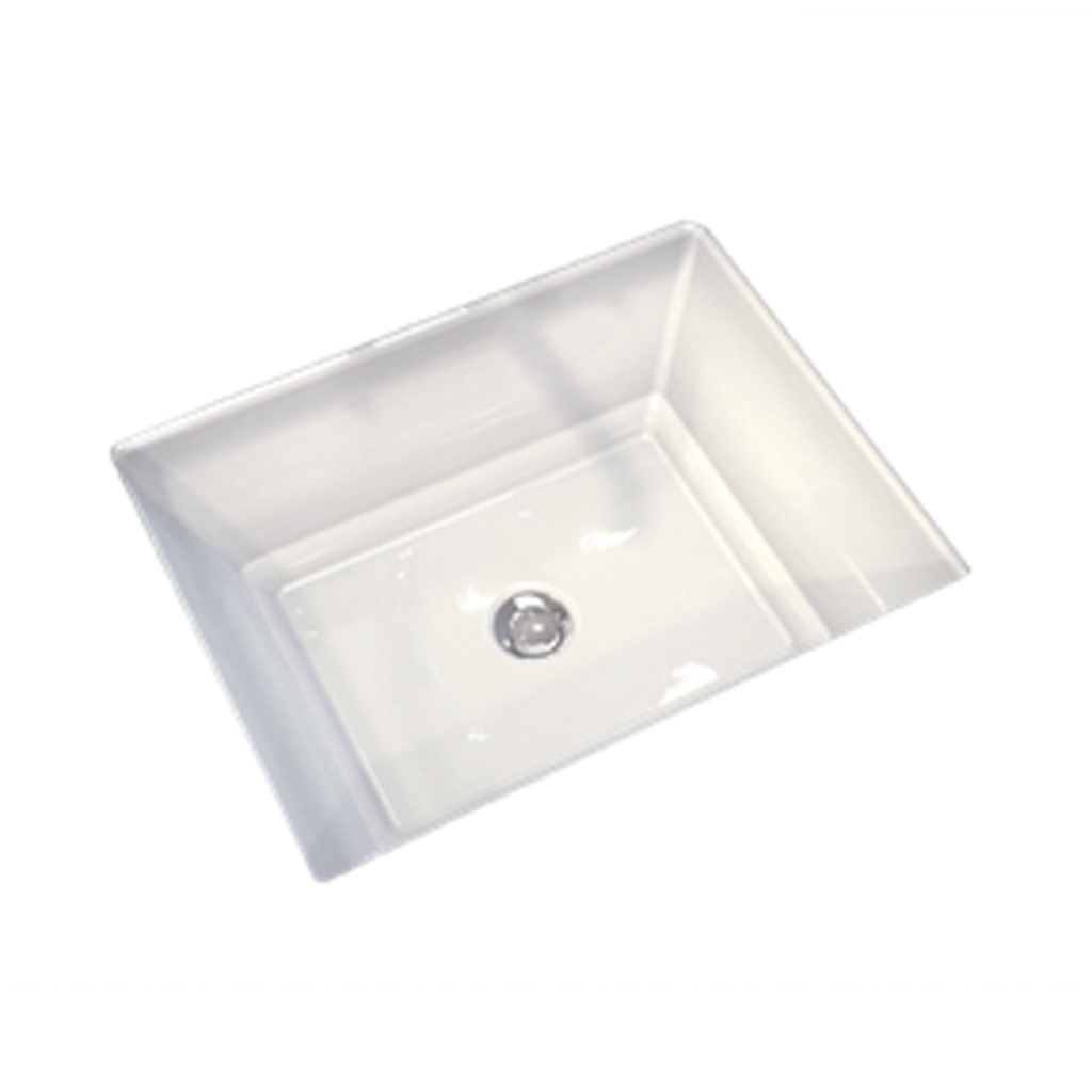 Amazing Shop American Standard Esteem White Undermount Rectangular Bathroom regarding Standard Bathroom Sink