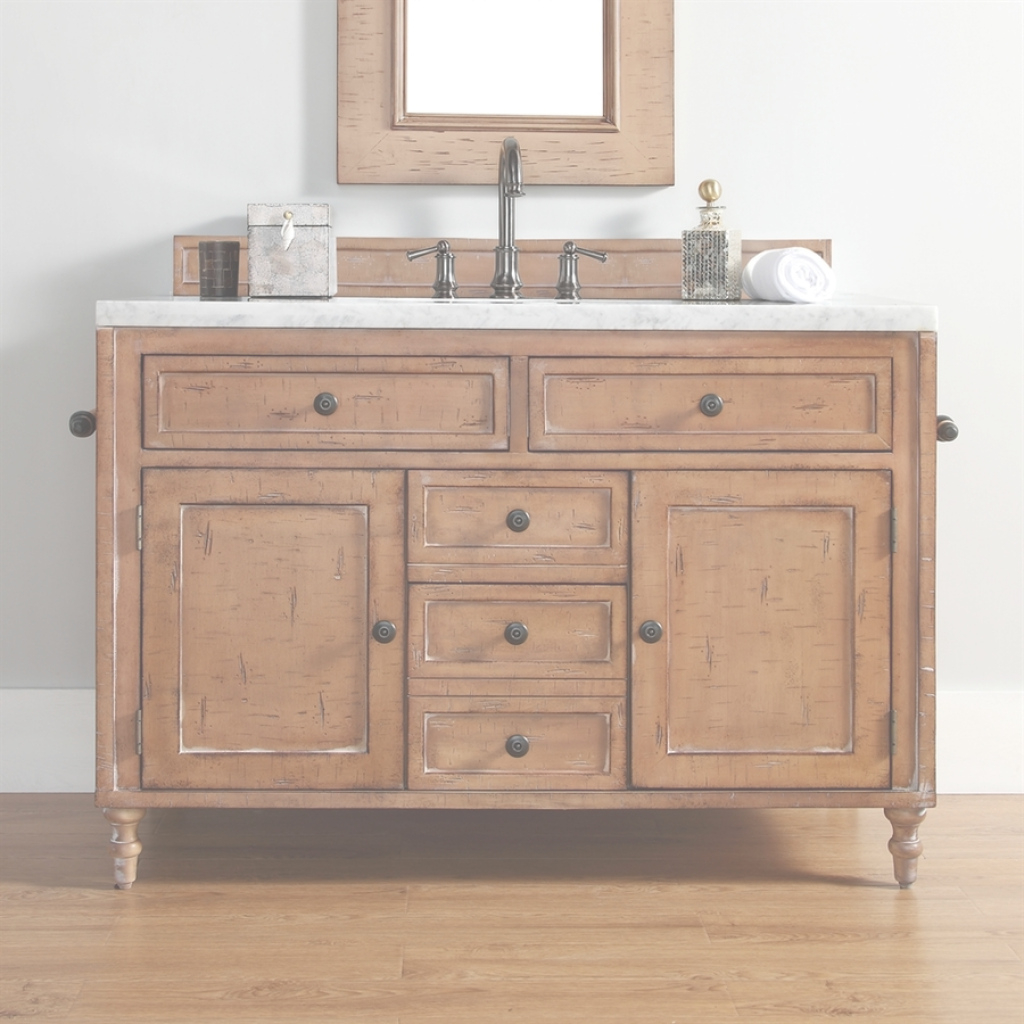 Amazing Shop James Martin Furniture Copper Cove Driftwood Single Sink Vanity inside James Martin Bathroom Vanities