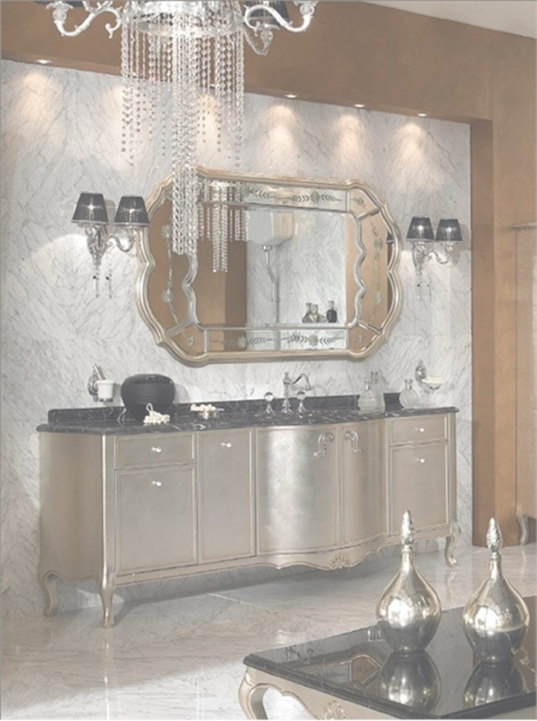 Amazing Silver Luxury Bathroom Vanities : Top Bathroom - Luxury Bathroom with regard to Luxury Bathroom Vanity