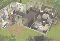 Amazing Sims Mansion Floor Plans – Thoughtyouknew inside Sims 2 Floor Plans