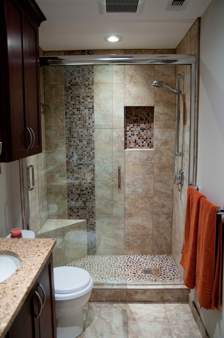 Amazing Small Bathroom Remodeling Guide (30 Pics | Pinterest | Small inside Bathroom Shower Ideas For Small Bathrooms