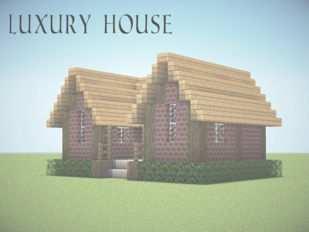 Amazing Small Farmhouse Minecraft - Architecture Design within Review Minecraft Farmhouse Design