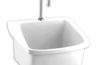 Amazing Surgeons Wall Mounted Scrub Sink – American Standard within Elegant Small Bathroom Sinks Wall Mount