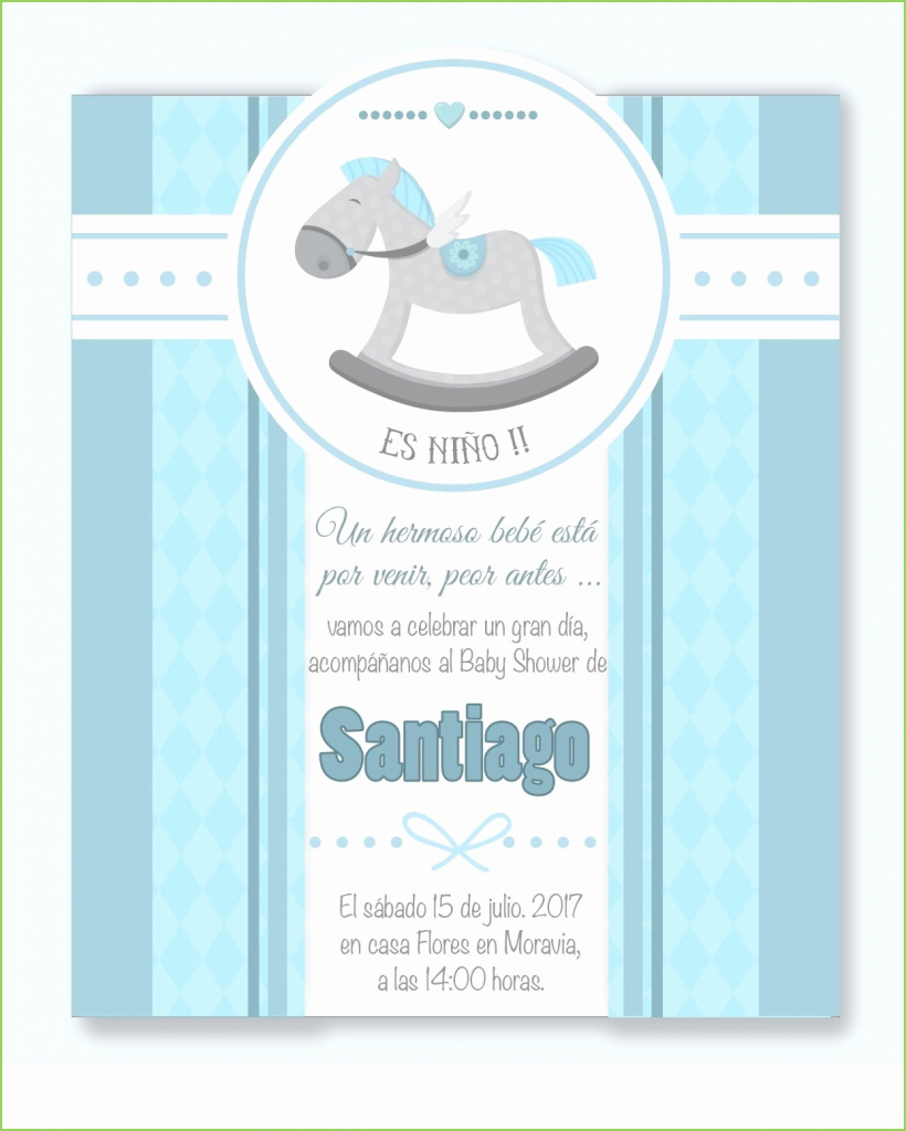 Amazing Tarjetas De Baby Shower Prettier Invitación Baby Shower Niño Mod inside Good quality Invitaciones De Baby Shower Para Niño