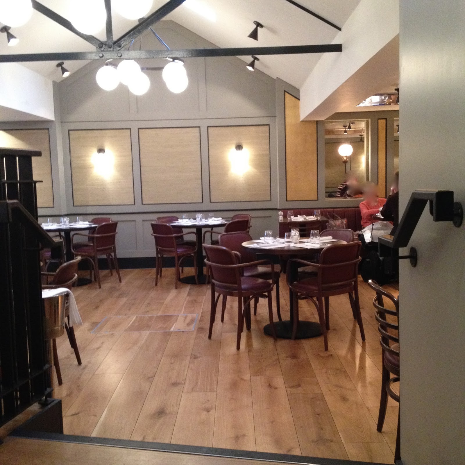 Amazing The Fry Up Inspector: Cote Brasserie - Norwich regarding Review The Dining Rooms Norwich