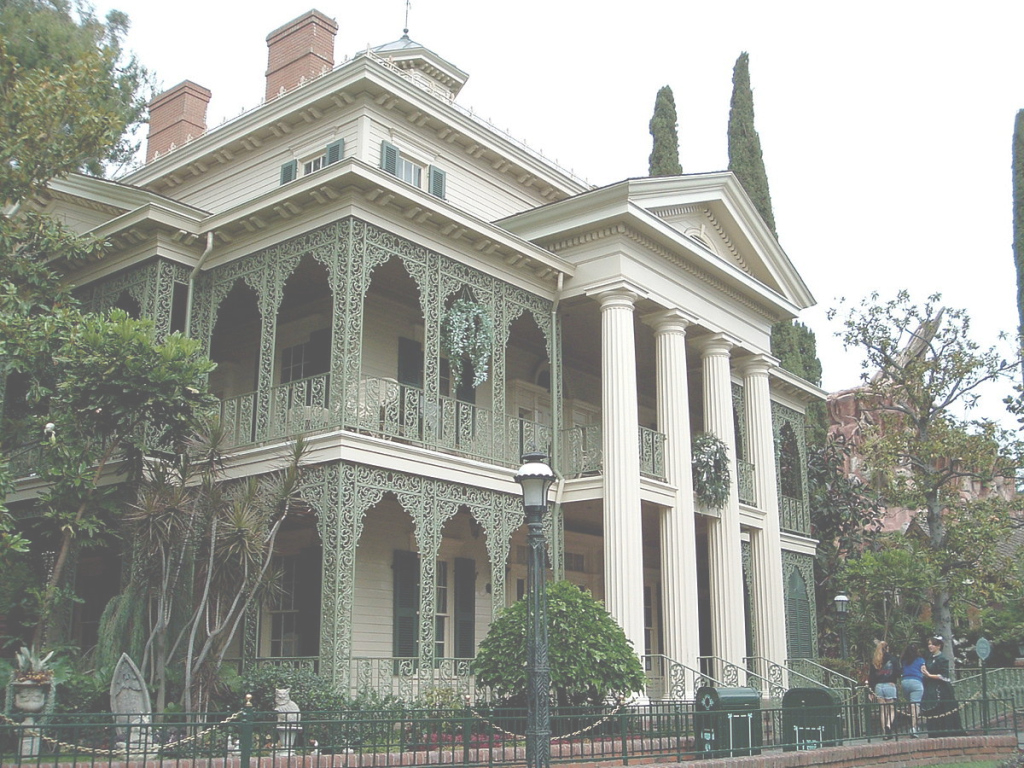 Amazing The Haunted Mansion - Wikipedia in Set Haunted House Design Software