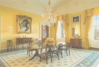 Amazing The Old Family Dining Room, Made New Again | Whitehouse.gov throughout Elegant White House State Dining Room
