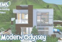 Amazing The Sims 3 House Designs – Modern Odyssey – Youtube throughout Elegant Sims 3 House Layouts