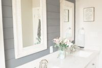 Amazing This Bathroom Makeover Will Convince You To Embrace Shiplap in Unique Bathrooms With Shiplap