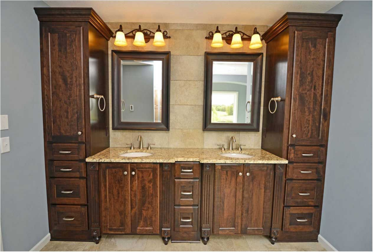 Amazing Thrifty Custom Bathroom Cabinets Over Toilet Custom Cabinets with regard to New Custom Bathroom Cabinets
