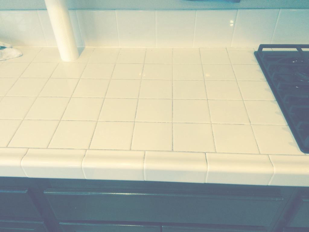 Amazing Tile And Grout Cleaning: Kitchen Countertops - Riverside, Ca with High Quality How To Clean Kitchen Tile Grout