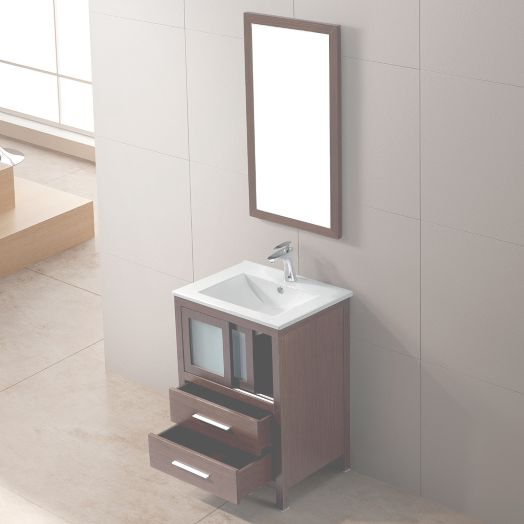 Amazing Trendy 24 Bathroom Cabinet 1 Hf006 1024X1024 | Onlyhereonlynow within 24 Bathroom Vanity And Sink