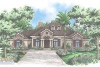 Amazing Verdelais Home Plan – Weber Design Group; Naples, Fl. throughout Modern Georgian House Plans Stock
