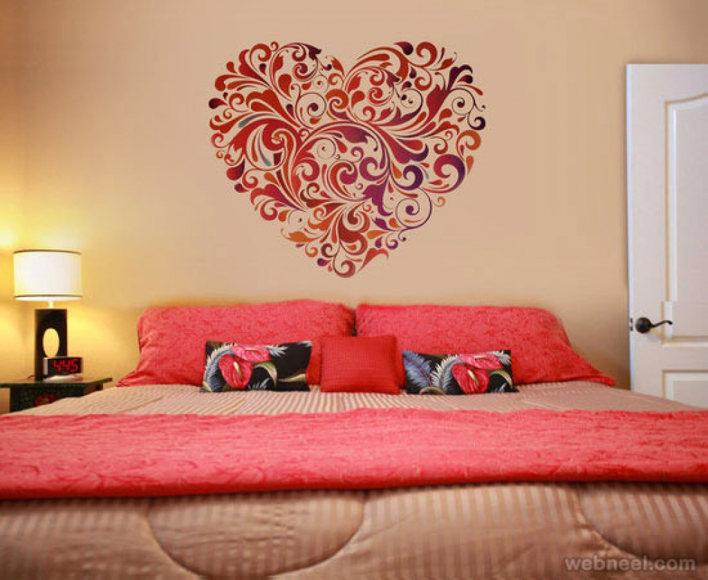 Amazing Wall Painting Designs For Bedrooms 30 Beautiful Wall Art Ideas And intended for Diy Wall Painting Ideas