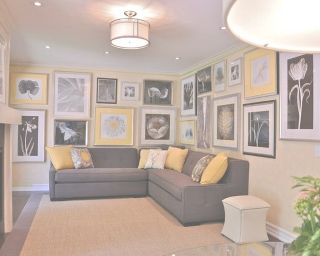 Amazing Yellow Gray And Brown Living Room Militariart Com Yellow And Grey intended for Elegant Yellow And Gray Living Room