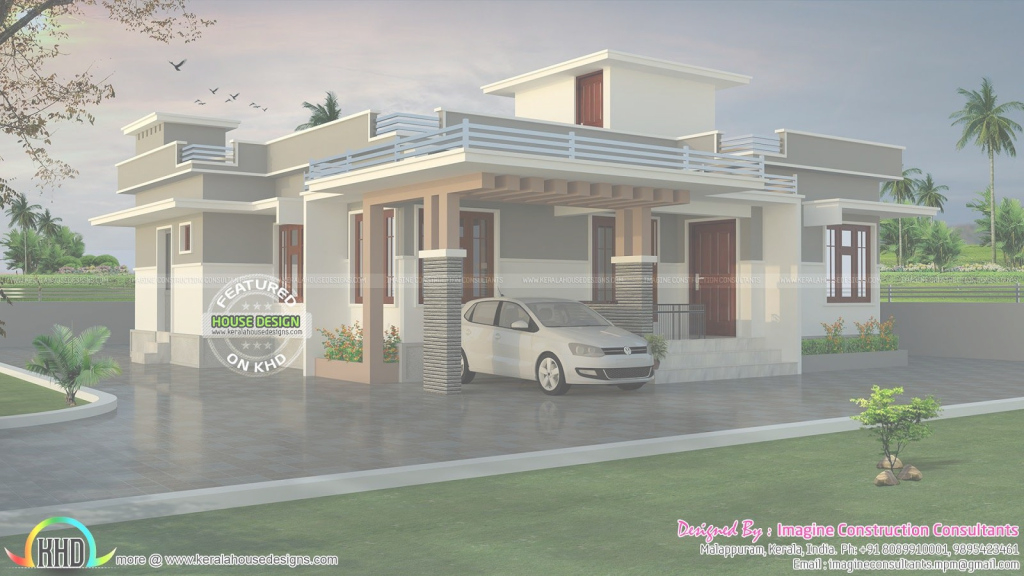 Beautiful 1200 Sq-Ft Rs.18 Lakhs Cost Estimated House Plan | Pinterest | House in Best of Kerala Style House Plans With Cost