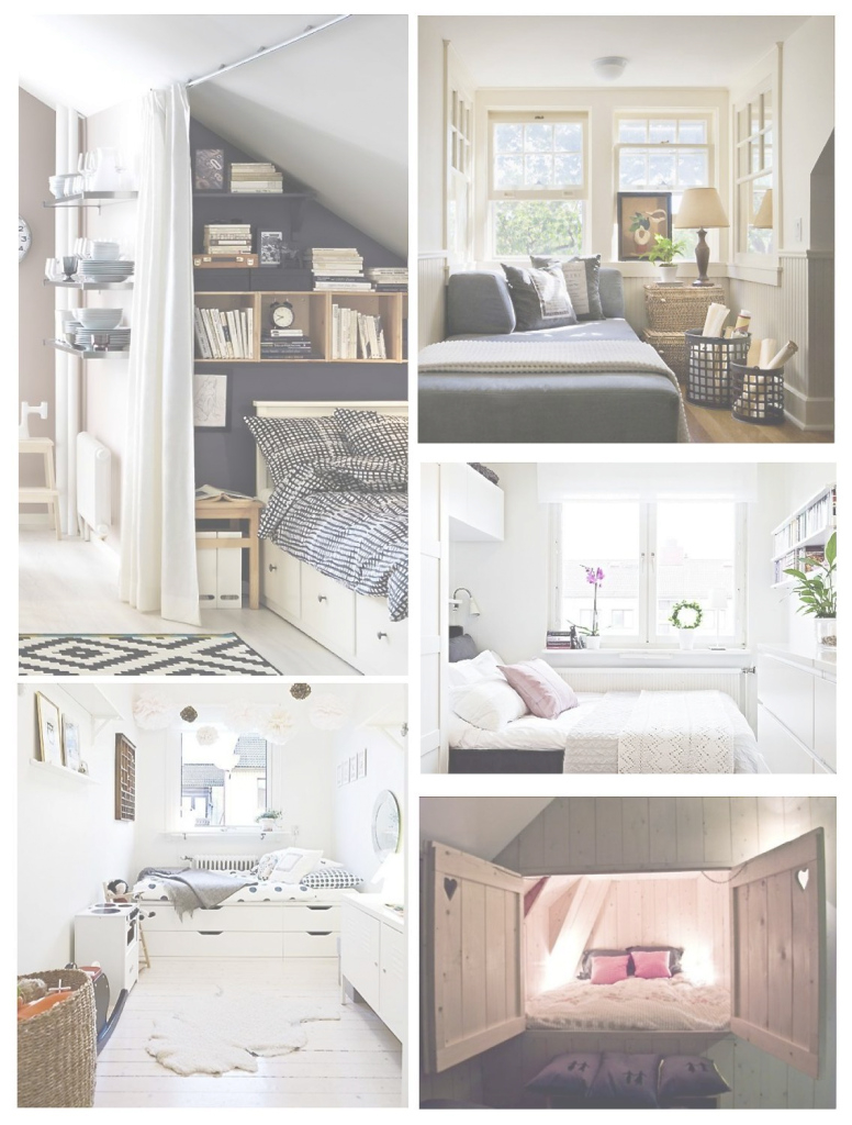 Beautiful 13 Small Bedroom Ideas - Style Barista pertaining to Set Small Bedroom Inspiration