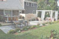 Beautiful 15 Before And After Backyard Makeovers Surprising Hgtv Backyard intended for Hgtv Backyard Makeover