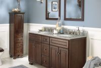 Beautiful 18 Savvy Bathroom Vanity Storage Ideas Bathroom Ideas Amp Designs intended for Awesome Inexpensive Bathroom Vanity
