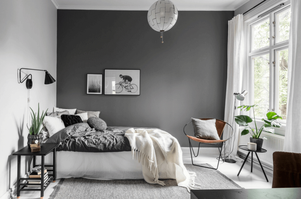 Beautiful 23 Best Grey Bedroom Ideas And Designs For 2018 intended for Grey Bedroom