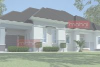 Beautiful 4 Bedroom Bungalow Plan In Nigeria 4 Bedroom Bungalow House Plans with Review Nigerian House Plans With Photos