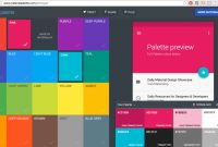 Beautiful Adding A Material Design Color Palette To Your Angular Material 2 App pertaining to Color Palette Maker