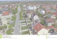 Beautiful Aerial View Of Suburban Bedroom Community In Chisinau, Moldova within Unique Bedroom Community