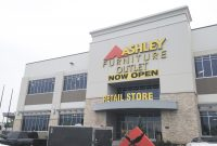 Beautiful Ashley Furniture Opens New Multi-Use Center In Romeoville – Bugle pertaining to Ashley Furniture Locations