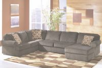 Beautiful Ashley Furniture Vista – Chocolate Casual 3-Piece Sectional With with regard to Ashley Furniture Jamaica