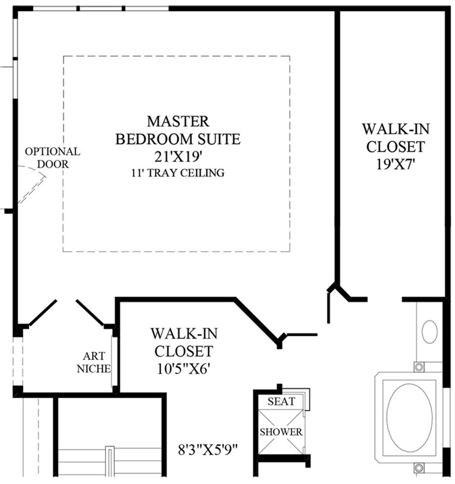 Beautiful Average Size For Master Bedroom Luxury Master Bedroom Dimensions pertaining to Average Size Of A Master Bedroom