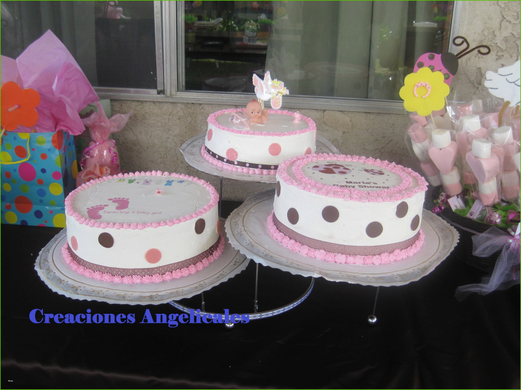 Beautiful Baby Shower De Niña Wonderfully Pastel Panales Para Baby Shower in Pasteles Para Baby Shower Niña