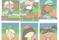 Beautiful Backyard Baseball Trading Cards intended for Inspirational Backyard Sports