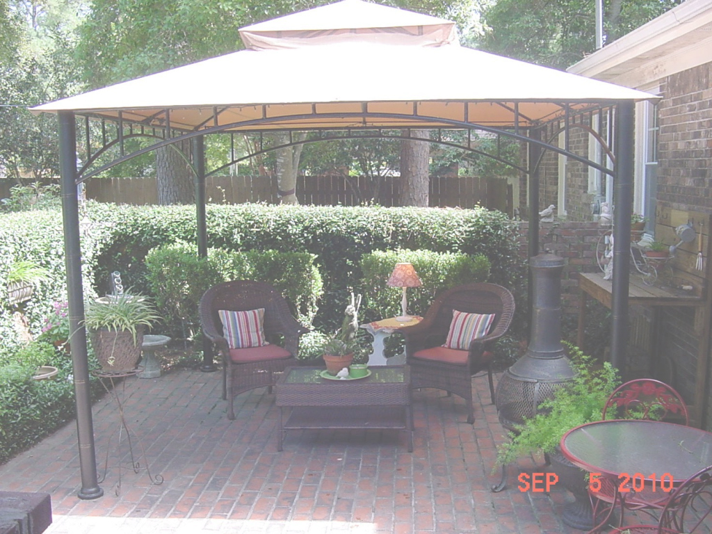 Beautiful Backyard Expressions Gazebo » Photo Gallery Backyard intended for Backyard Expressions